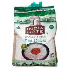 India Gate Mini Dubar Basmati Rice 5 kg