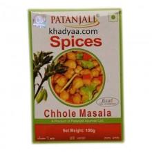 Patanjali Chhole Masala 100gm copy